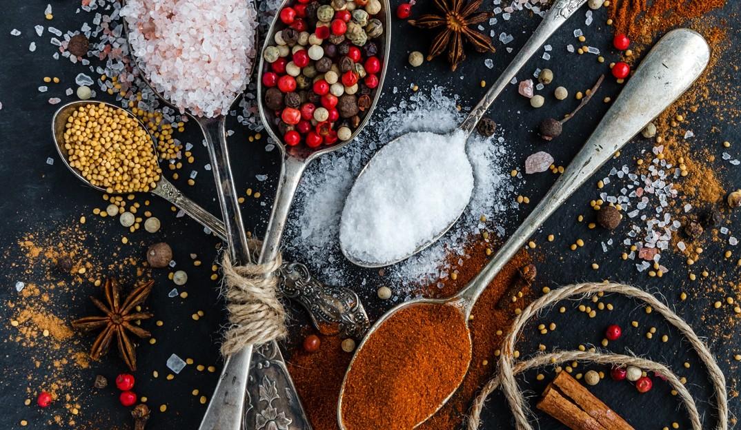 Fresh Spice Ingredients